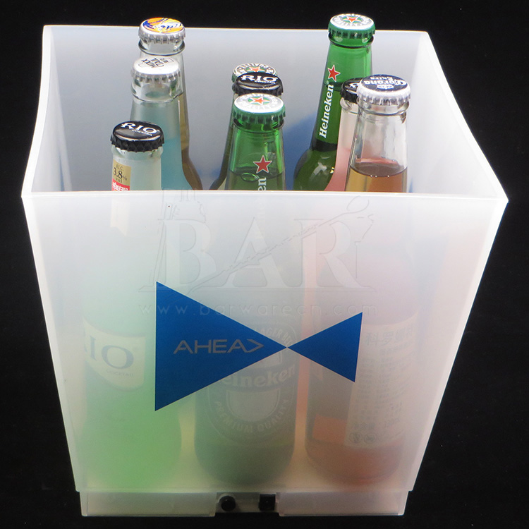 Rechargeable LED Beer Bucket