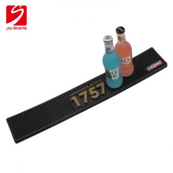 pvc rubberen railmat