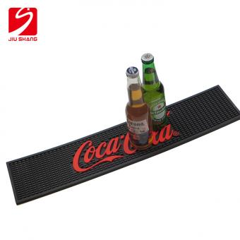 pvc rubber drinkmat