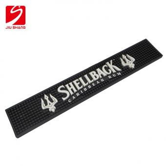 pvc rubberen bar mat