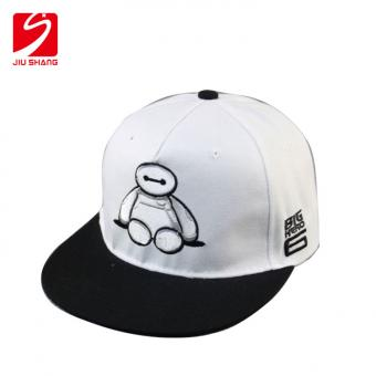 canvas hiphop-hoed met baymax-logo